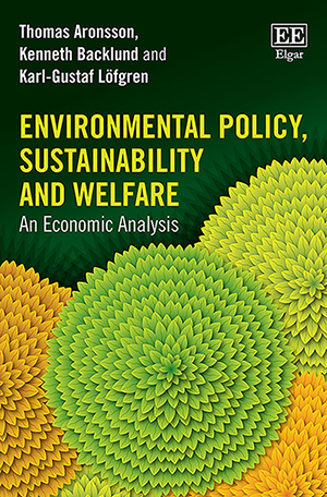 Environmental Policy, Sustainability and Welfare