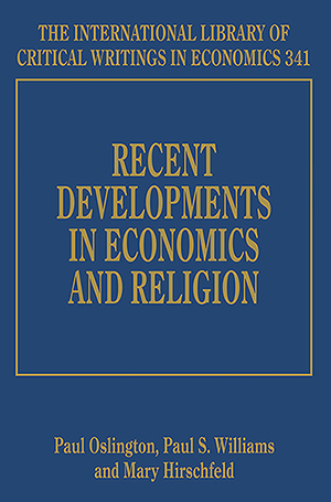 Recent Developments in Economics and Religion
