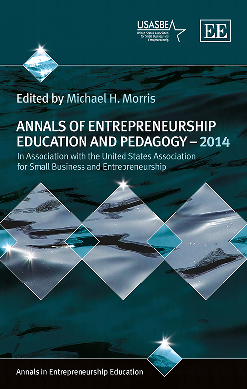 Annals of Entrepreneurship Education and Pedagogy – 2014