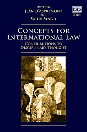 Concepts for International Law