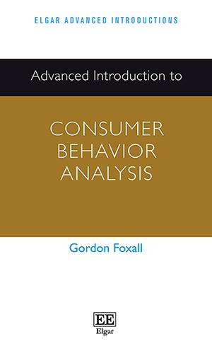 Advanced Introduction to Consumer Behavior Analysis