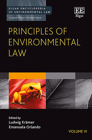 Principles of Environmental Law