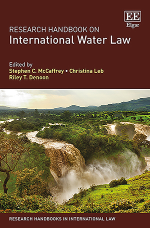 Research Handbook on International Water Law
