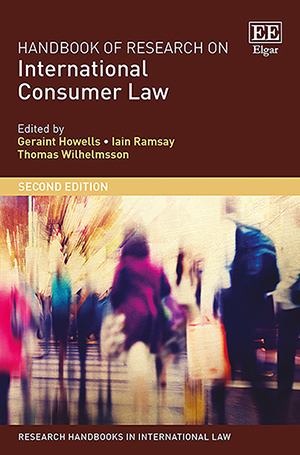 Handbook of Research on International Consumer Law, Second Edition