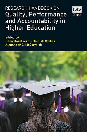 Research Handbook on Quality, Performance and Accountability in Higher Education