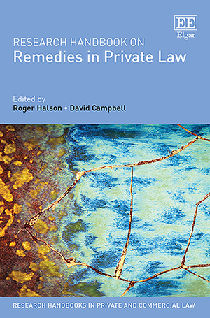 Research Handbook on Remedies in Private Law
