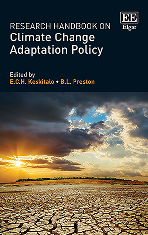 Research Handbook on Climate Change Adaptation Policy