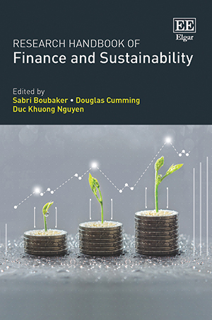 Research Handbook of Finance and Sustainability