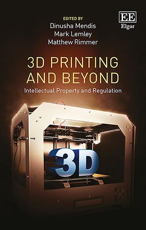 3D Printing and Beyond