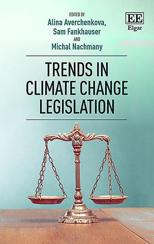 Trends in Climate Change Legislation