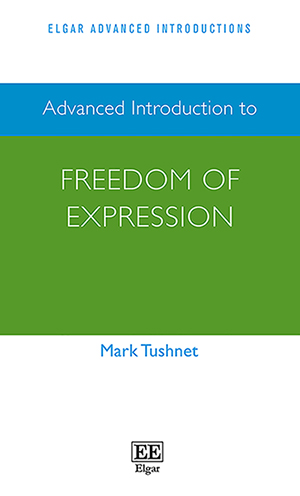 Advanced Introduction to Freedom of Expression