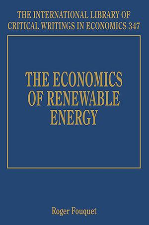 The Economics of Renewable Energy