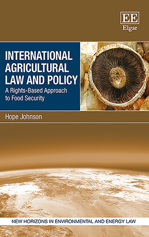 International Agricultural Law and Policy