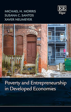 Poverty and Entrepreneurship in Developed Economies