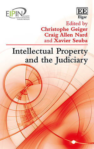Intellectual Property and the Judiciary