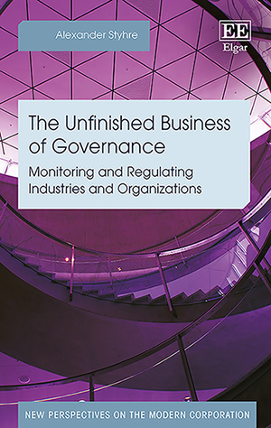 The Unfinished Business of Governance