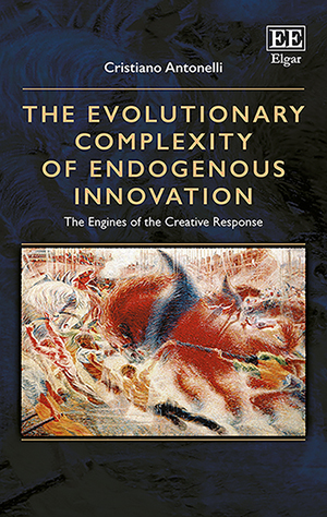 The Evolutionary Complexity of Endogenous Innovation