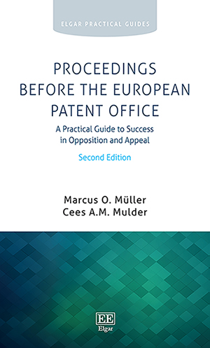 Proceedings Before the European Patent Office