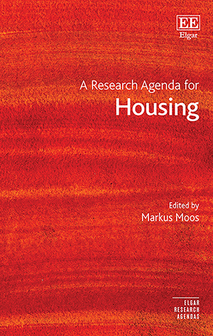 A Research Agenda for Housing