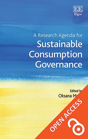 A Research Agenda for Sustainable Consumption Governance