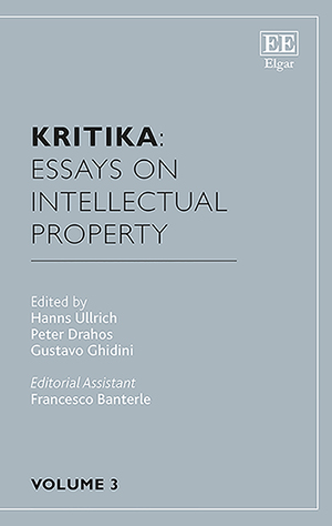 Kritika: Essays on Intellectual Property