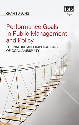 Performance Goals in Public Management and Policy