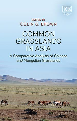 Common Grasslands in Asia