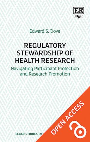 Regulatory Stewardship of Health Research