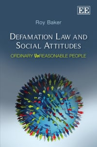 Defamation Law and Social Attitudes