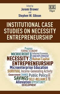 Institutional Case Studies on Necessity Entrepreneurship
