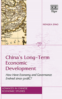 China's Long-Term Economic Development
