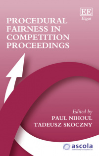 Procedural Fairness in Competition Proceedings