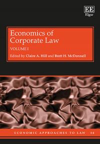 Economics of Corporate Law