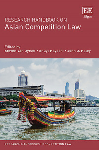 Research Handbook on Asian Competition Law