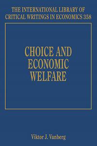 Choice and Economic Welfare