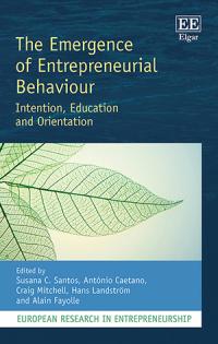 The Emergence of Entrepreneurial Behaviour