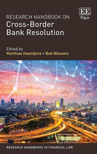 Research Handbook on Cross-Border Bank Resolution