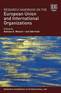 Research Handbook on the European Union and International Organizations