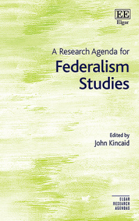 A Research Agenda for Federalism Studies
