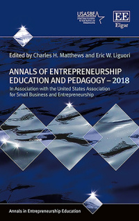 Annals of Entrepreneurship Education and Pedagogy – 2018