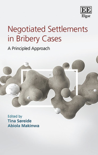 Negotiated Settlements in Bribery Cases