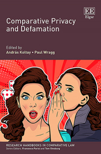 Comparative Privacy and Defamation