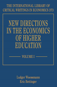 New Directions in the Economics of Higher Education