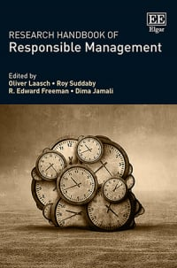 Research Handbook of Responsible Management
