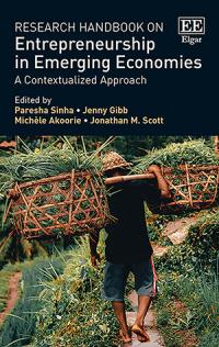 Research Handbook on Entrepreneurship in Emerging Economies
