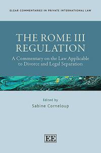 The Rome III Regulation