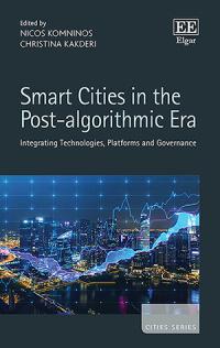 Smart Cities in the Post-algorithmic Era