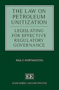 The Law on Petroleum Unitization