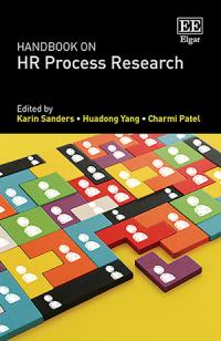 Handbook on HR Process Research