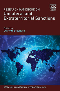 Research Handbook on Unilateral and Extraterritorial Sanctions